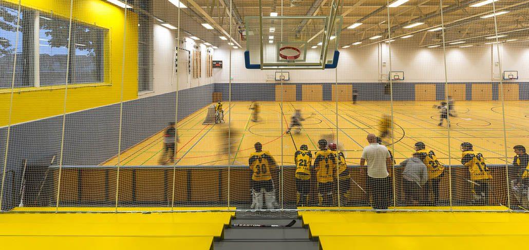 Sporthalle Kaarst