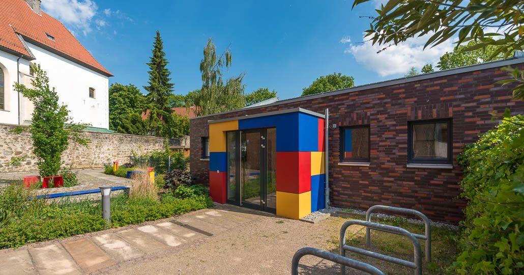 Kindergarten St. Josef Werne