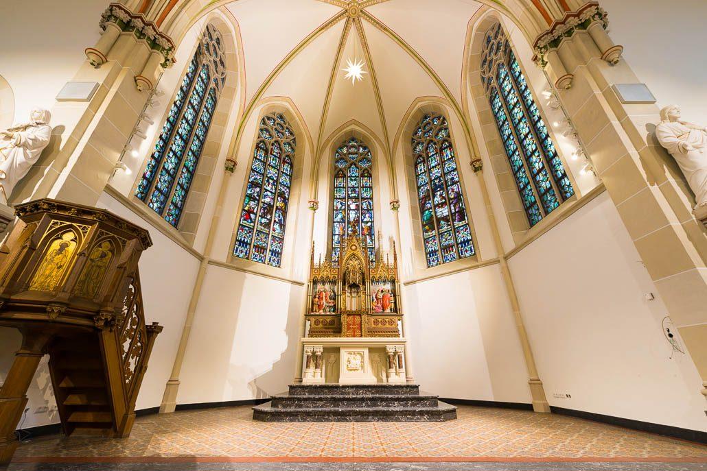 St. Dionysius Nordkirchen-Capelle