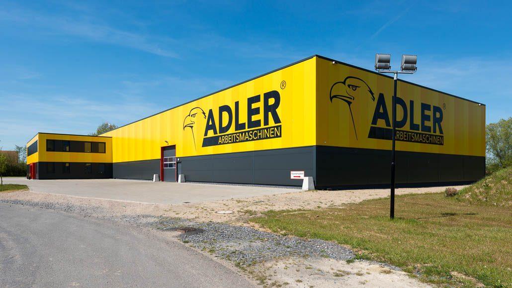 Adler Nordwalde