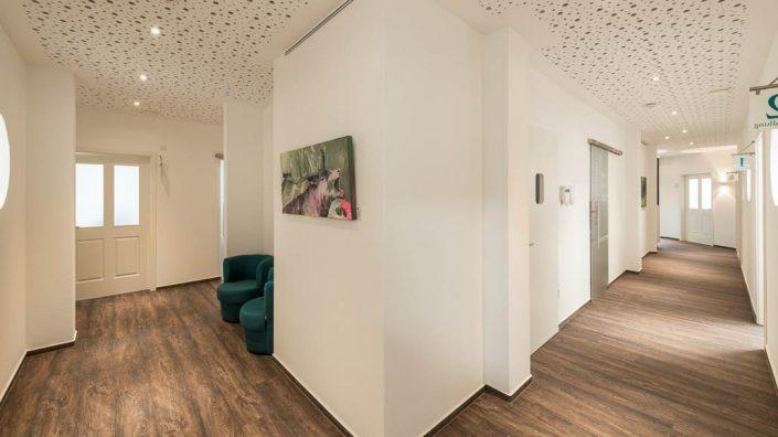 Arztpraxis Mehrfamilienhaus Nordkirchen