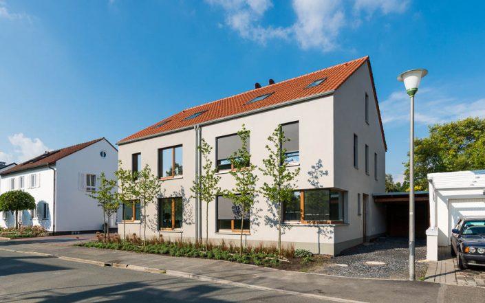 Doppelhaus Münster