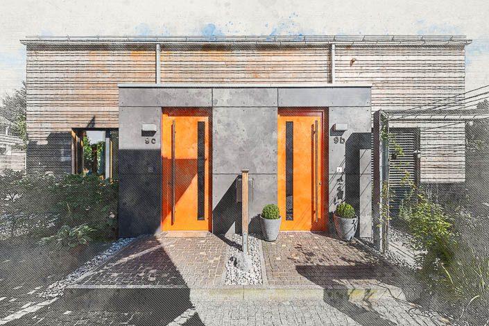 Doppelhaus Münster-Hiltrup