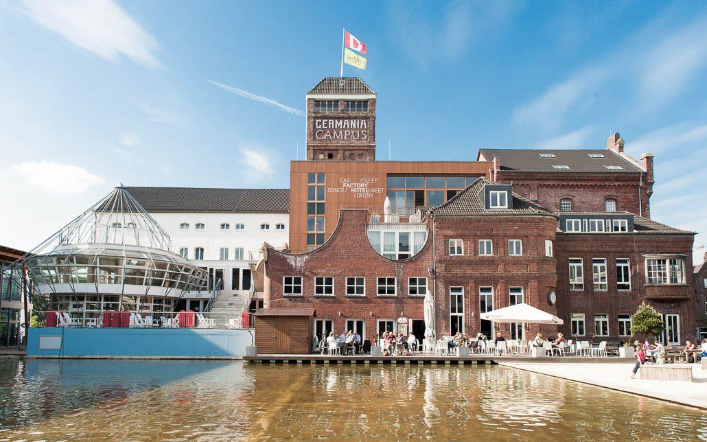 Germania Campus Münster
