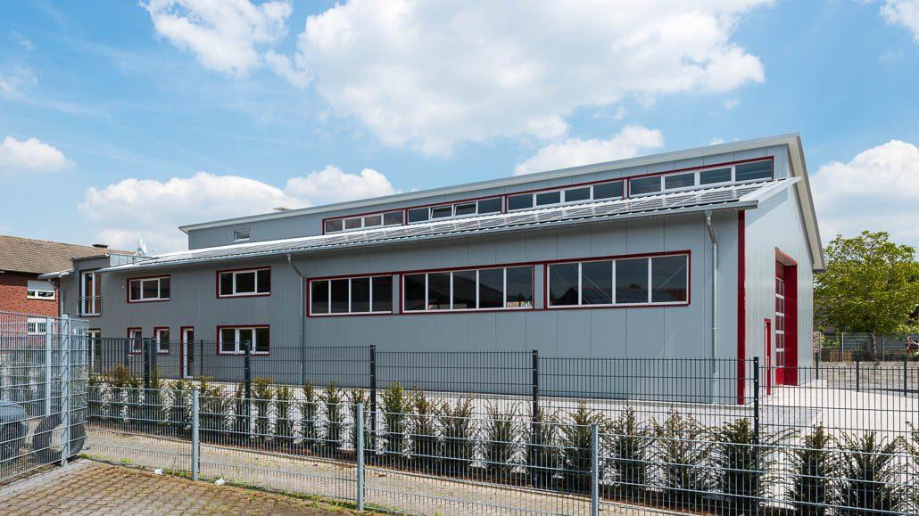 Gerwerbehalle Südkirchen
