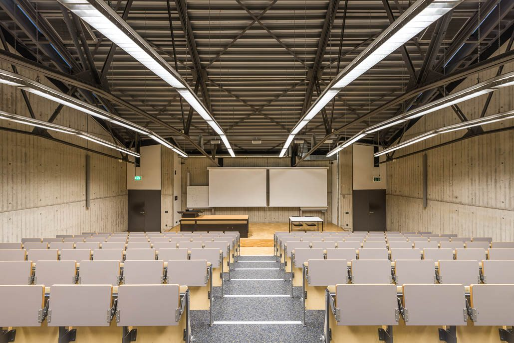 Hörsaalgebäude Münster