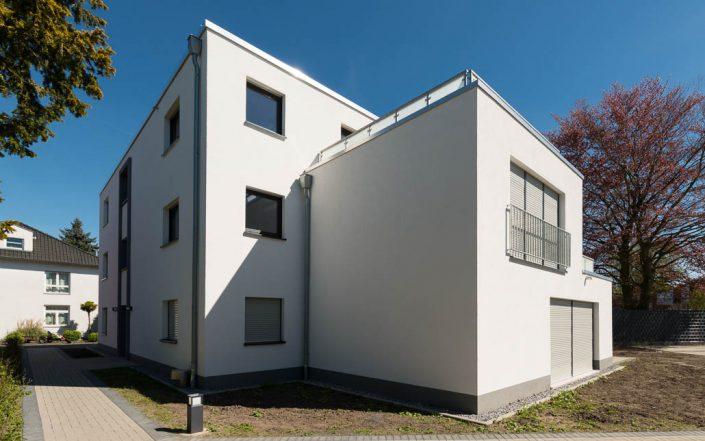 Mehrfamilienhaus Werne