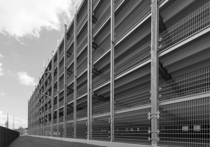 Parkhaus Justizzentrum Bochum