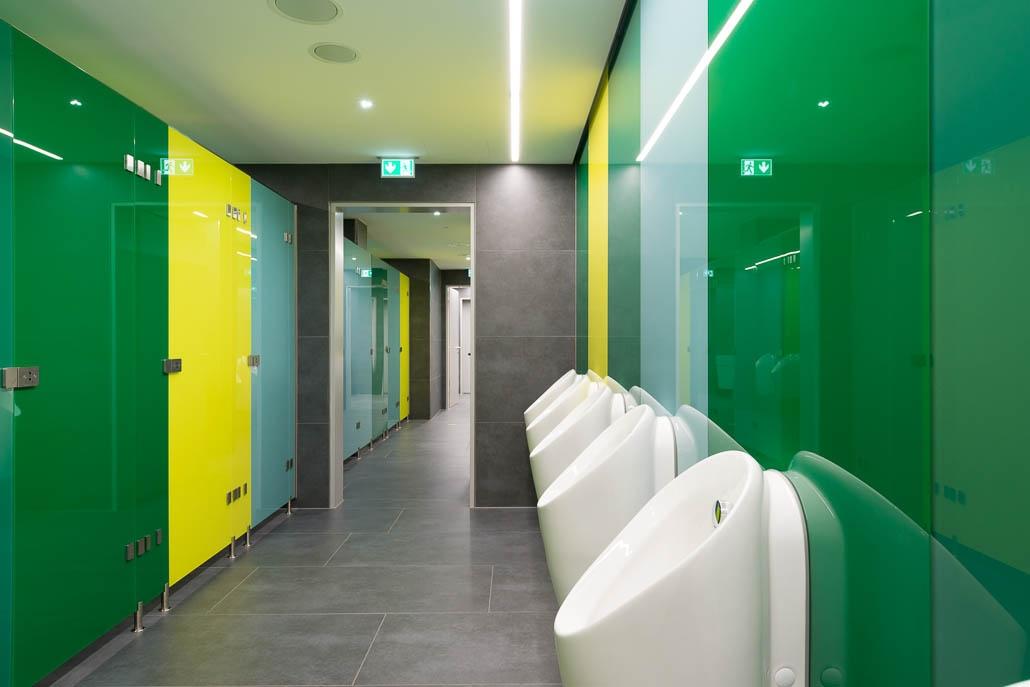 WC-Anlage Halle Münsterland